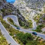 Kinh nghiệm lái xe ô tô số tự động khi đi đường đèo