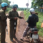 Học luật giao thông: Lực lượng nào được phép dừng xe người vi phạm