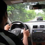 Cho thuê xe tập lái cho người lâu rồi không lái xe