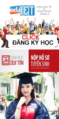 Đại Học Duy Tân Tuyển Sinh - Viện Đông Á