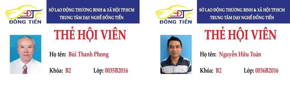 học lái xe ô tô quận Bình Tân bao đậu