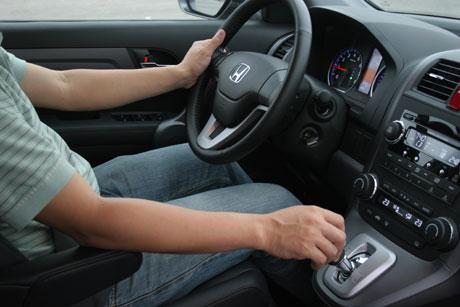 hướng dẫn lái xe 4 bánh