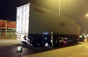 lái xe ô tô tải gây tai nạn