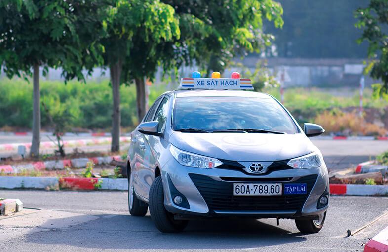 Học Bằng Lái Xe Ô Tô B2 Biên Hòa