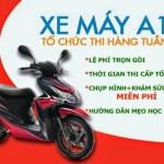 Thi bằng lái xe máy TPHCM chất lượng cao uy tín nhất