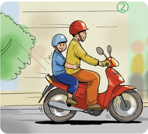học bằng lái xe máy TPHCM