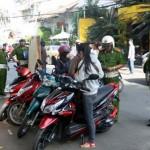 Không vi phạm luật giao thông csgt có được kiểm tra hành chính ?