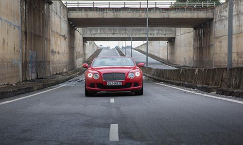 [Bentley Continental GTC] Bentley Continental GTC - mui trần siêu sang cho đại gia Việt 3744