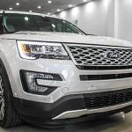 [Ford Explorer Platinum 2016] Ford Explorer Platinum 2016 – SUV kiểu Mỹ cho khách Việt