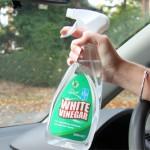 [Giấm] Công dụng của giấm trắng với xe hơi
