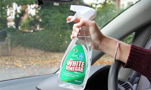 [Giấm] Công dụng của giấm trắng với xe hơi 3773