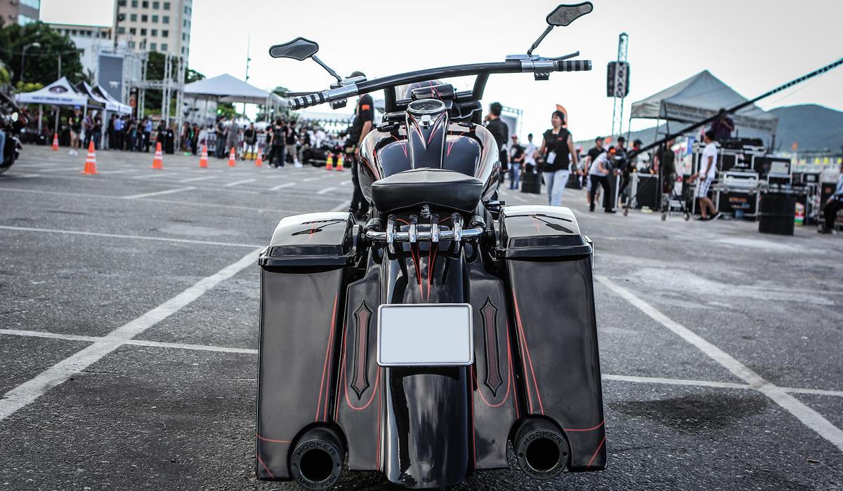 [Harley-Davidson] Xế độ đẹp nhất Vietnam Bike Week 2016 3780