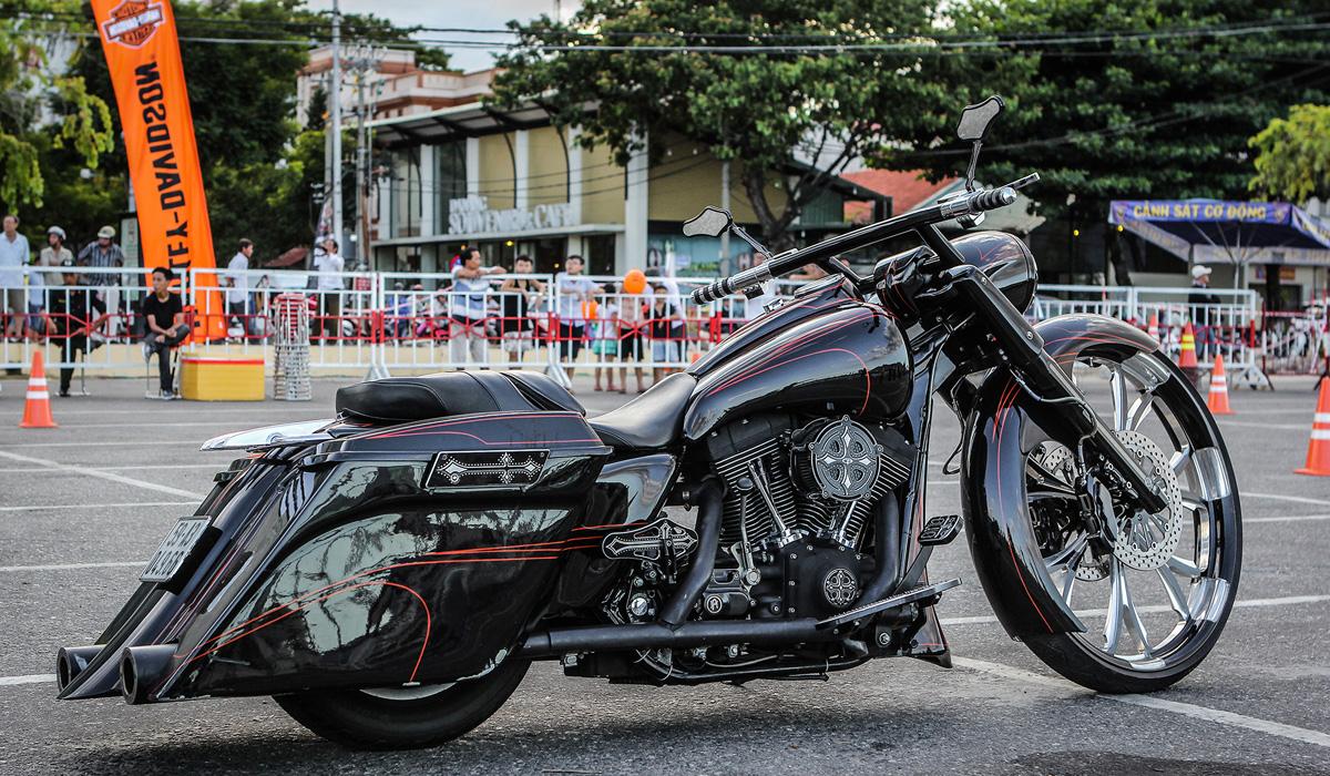 [Harley-Davidson] Xế độ đẹp nhất Vietnam Bike Week 2016 3782
