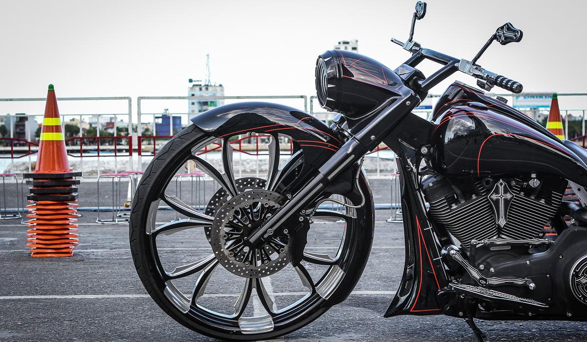 [Harley-Davidson] Xế độ đẹp nhất Vietnam Bike Week 2016 3783