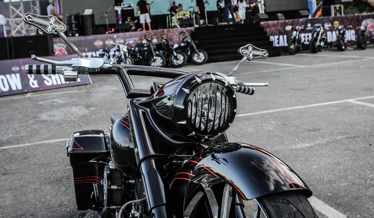 [Harley-Davidson] Xế độ đẹp nhất Vietnam Bike Week 2016 3784