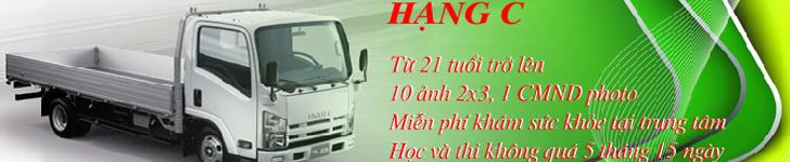 học lái xe ô tô tải ở Châu Đức