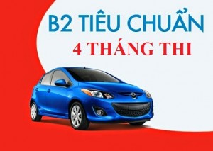 học lái xe ô tô b2 tphcm