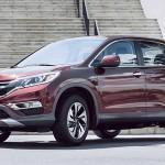 [Honda CR-V] Xe SUV giá một tỷ – lựa chọn mới của người Việt