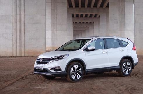 [Honda CR-V] Xe SUV giá một tỷ - lựa chọn mới của người Việt 3734