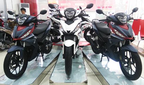 [Honda Winner] Giá Honda Winner về mức đề xuất 3614