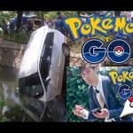 """Phạt 100 ngàn đến 200 ngàn nếu Lái xe đi bắt """"Pokemon Go"""""""