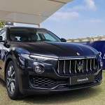 [Maserati] SUV siêu sang Maserati Levante sắp về Việt Nam