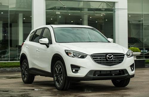 [Mazda CX-5] Mazda CX-5 giảm 40 triệu - thêm áp lực cho CR-V tại Việt Nam 3703