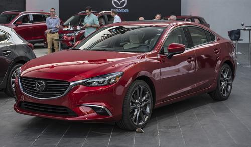 [Mazda6] Mazda6 2017 ra mắt - lời đe dọa Toyota Camry 3675
