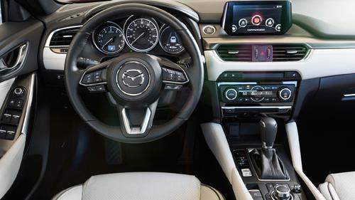 [Mazda6] Mazda6 2017 ra mắt - lời đe dọa Toyota Camry 3676