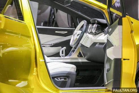 [Mitubishi XM] XM concept – xe đa dụng lai MPV của Mitsubishi 3680
