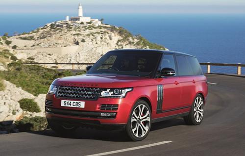 [Range Rover] Range Rover 2017 - đẳng cấp SUV quý tộc Anh 3687