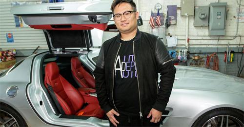 [Siêu xe] Người chuyên bán siêu xe cho du học sinh Trung Quốc ở Mỹ 3717