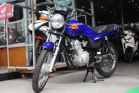 [Suzuki GD110] Suzuki GD110 – côn tay giá 47 triệu tại Việt Nam 3729