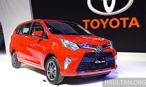 [Toyota Calya] Toyota Calya - xe 7 chỗ giá rẻ tại Đông Nam Á 3629
