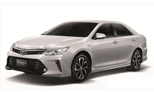 [Toyota Camry] Toyota Camry 2016 nâng cấp giá từ 40.200 USD 3721