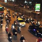 Phạt bao nhiều tiền nếu điều khiển xe vào buổi tối nhưng quên bật đèn ?