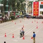 Trung tâm thi bằng lái xe máy a1 ở đâu tphcm