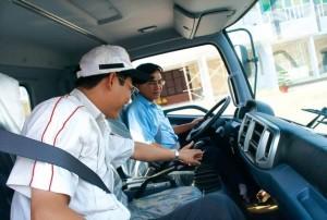 Trung tâm đào tạo lái xe ô tô quận Liên Chiểu