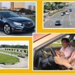 Học lái xe ô tô  Trà Vinh