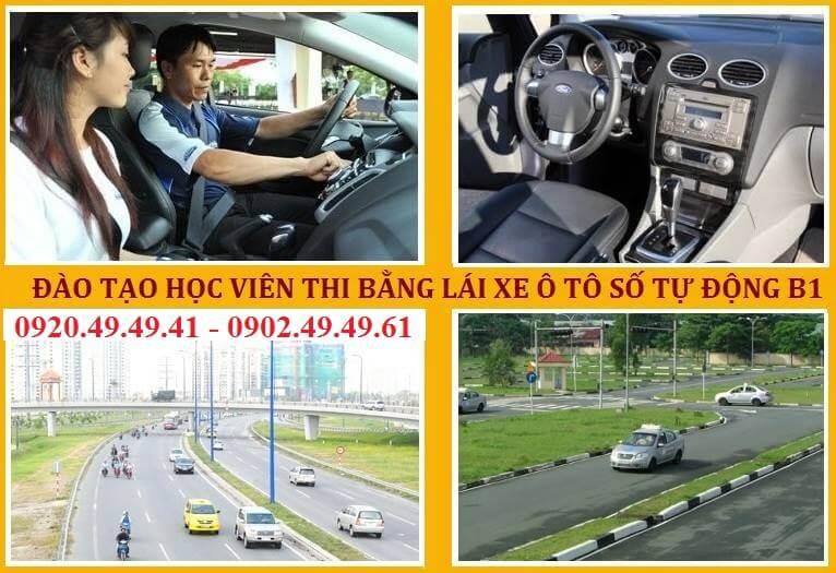 Hướng dẫn học bằng lái xe ô tô b2
