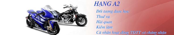 Học lái xe mô tô Trà Vinh