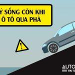 Những lưu ý kỹ thuật lái xe ô tô qua phà