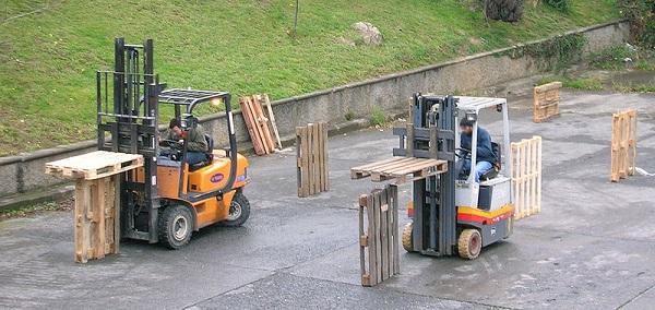 Đào tạo vận hành xe nâng thường xuyên cho nhân viên