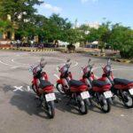 Thi bằng lái xe máy Tân Trụ Long An