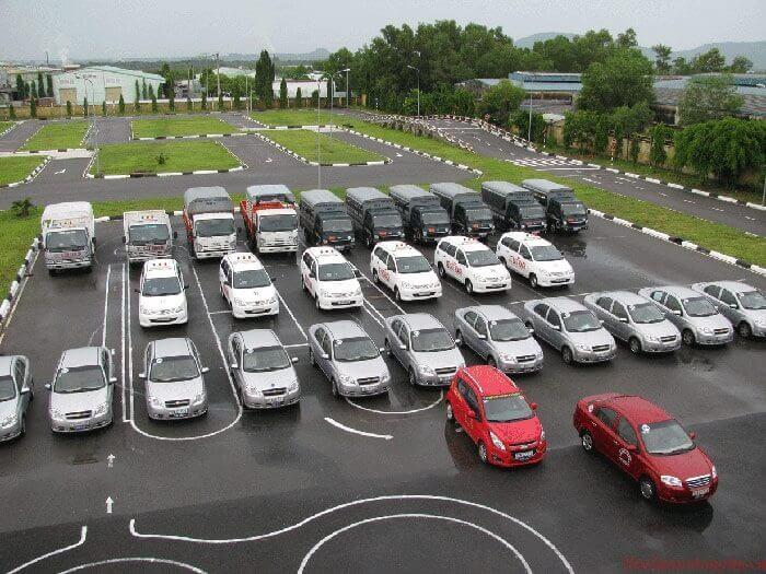 Trường dạy lái xe Đồng Nai