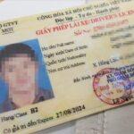 giấy phép lái xe ô tô hết hạn trong thời gian giãn cách xã hội